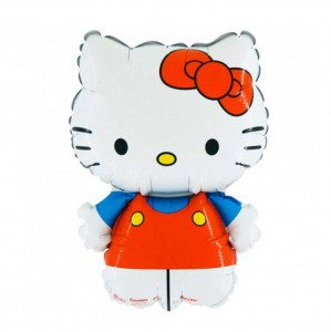 Balon Hello Kitty 75x50 cm