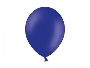 Balon Night Blue Pastel 14 cali - 35 cm